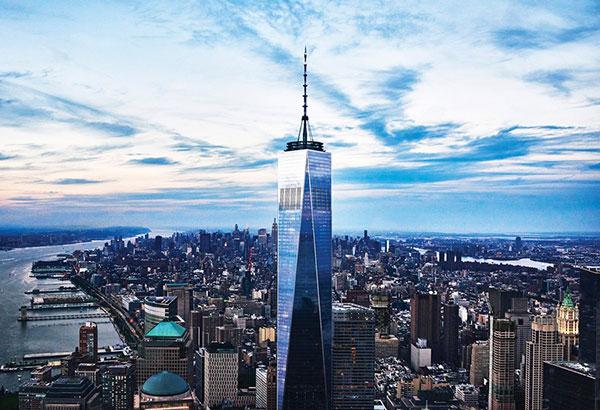 ساختمان های جذاب دنیا + ۶ نمونه که باید ببینیند!